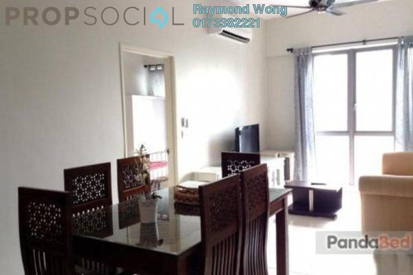 For Rent Serviced Residence at Tropicana City Tropics, Petaling Jaya Freehold Semi Furnished 2R/2B 1.9k