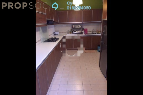 For Rent Condominium at Casa Indah 1, Tropicana Leasehold Fully Furnished 3R/2B 2.6k