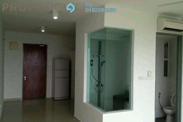 For Rent SoHo/Studio at Ritze Perdana 1, Damansara Perdana Leasehold Semi Furnished 0R/1B 1.15k