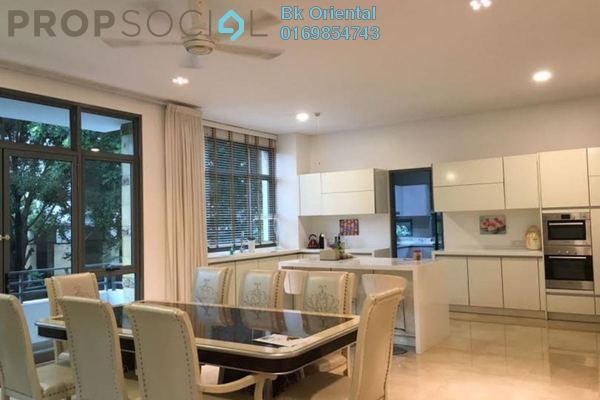For Rent Condominium at Kiaramas Ayuria, Mont Kiara Freehold Semi Furnished 4R/6B 9.5k