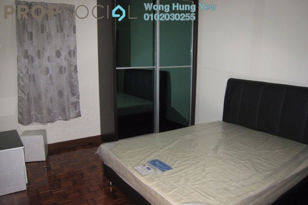 For Rent Condominium at Sri Hijauan, Shah Alam Freehold Fully Furnished 3R/2B 1.6k