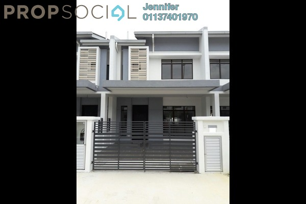 For Sale Terrace at Alpine @ M Residence 2, Rawang Leasehold Unfurnished 4R/3B 475k