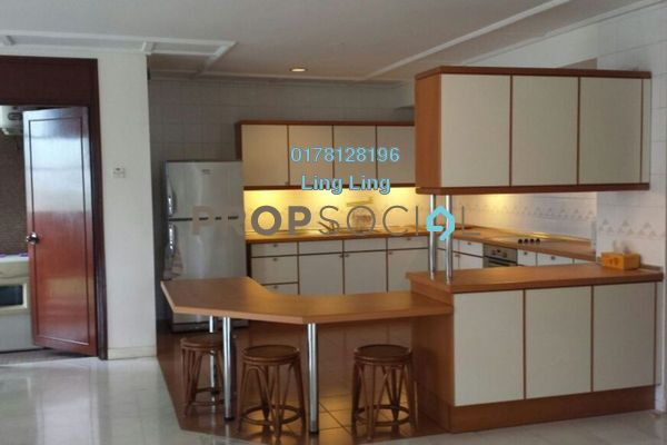 For Rent Condominium at Bangsar Puteri, Bangsar Freehold Fully Furnished 3R/2B 4k