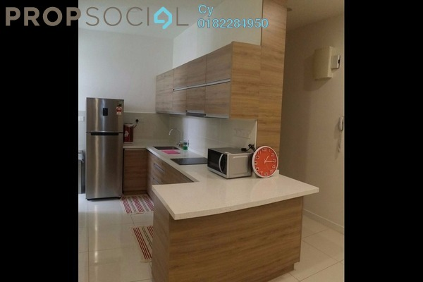For Rent Condominium at Skypod, Bandar Puchong Jaya Freehold Fully Furnished 3R/3B 2.9k