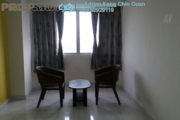 For Sale Condominium at Main Place Residence, UEP Subang Jaya Freehold Semi Furnished 3R/2B 530k