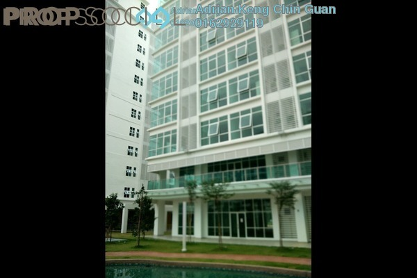 For Rent Office at Centum, Ara Damansara Freehold Semi Furnished 0R/2B 1.2k