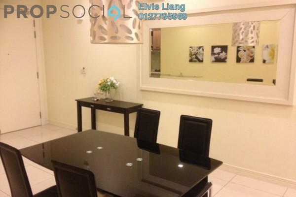 For Rent Condominium at Suasana Bangsar, Bangsar Freehold Fully Furnished 2R/3B 3.5k