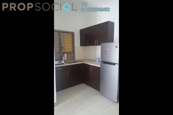 For Rent SoHo/Studio at Ritze Perdana 1, Damansara Perdana Leasehold Fully Furnished 1R/1B 1.45k