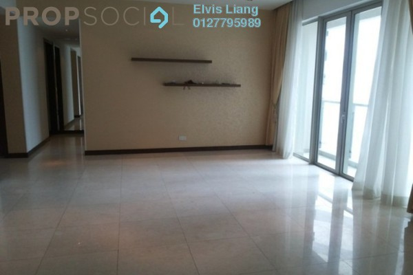 For Rent Condominium at Marc Service Residence, KLCC Freehold Semi Furnished 4R/4B 13k