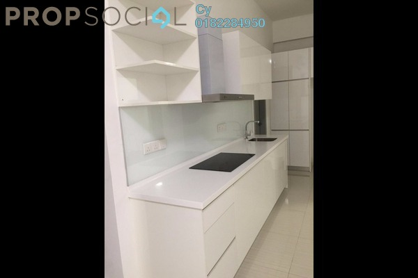 For Rent Condominium at Reflection Residences, Mutiara Damansara Freehold Fully Furnished 2R/2B 3.2k