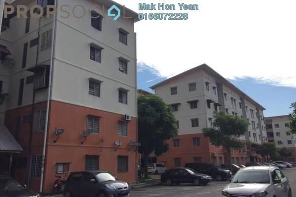 For Sale Apartment at BP2, Bandar Bukit Puchong Freehold Unfurnished 3R/1B 180k