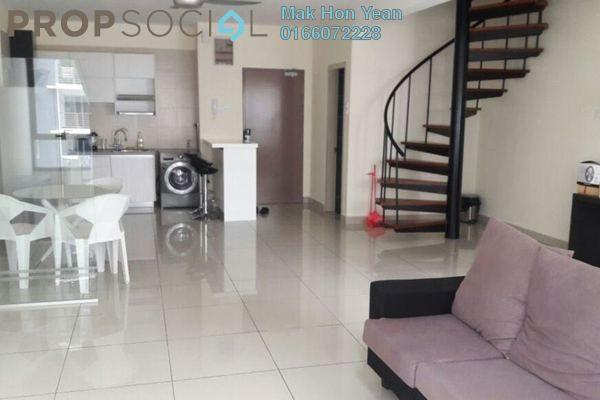 For Rent Condominium at Flexis @ One South, Seri Kembangan Leasehold Fully Furnished 2R/2B 2.59k