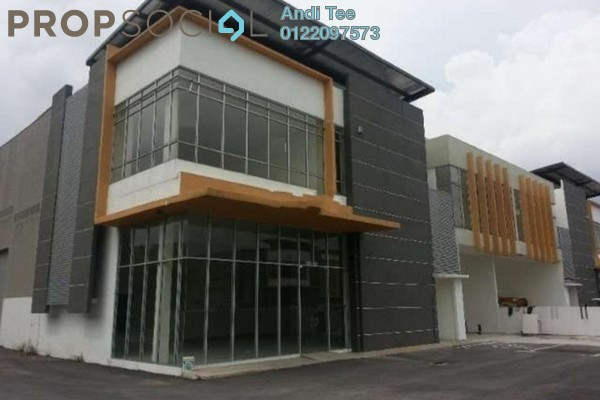 For Rent Factory at Semtec Park , Semenyih Freehold Unfurnished 0R/0B 10k