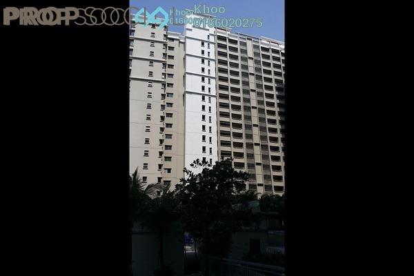 For Sale Condominium at Savanna 1, Bukit Jalil Freehold Semi Furnished 3R/2B 575k