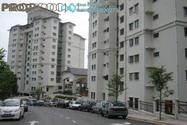 For Rent Condominium at Desa Permai, Taman Desa Freehold Unfurnished 3R/2B 1.6k