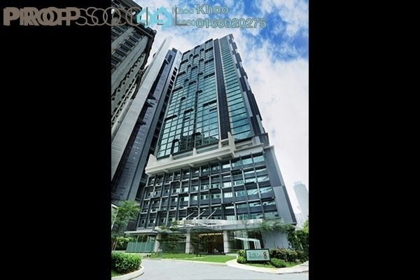 For Rent Condominium at Binjai 8, KLCC Freehold Fully Furnished 1R/2B 3.2k