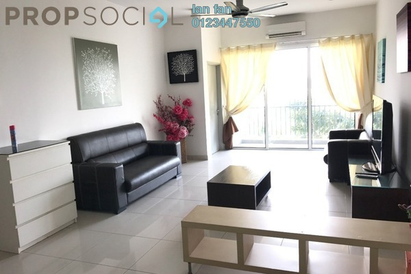 For Rent Condominium at Zenith Residences, Kelana Jaya Leasehold Fully Furnished 3R/2B 2.6k