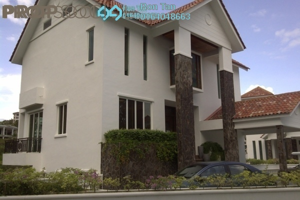 For Sale Bungalow at Hilltop Villas, Batu Ferringhi Freehold Fully Furnished 4R/7B 9m
