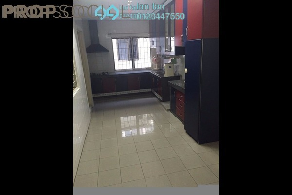 For Sale Terrace at Taman Bukit Mayang Emas, Kelana Jaya Freehold Semi Furnished 4R/3B 975k