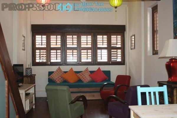 For Sale Shop at Lebuh Pasar, Georgetown Freehold Fully Furnished 2R/3B 2.1m