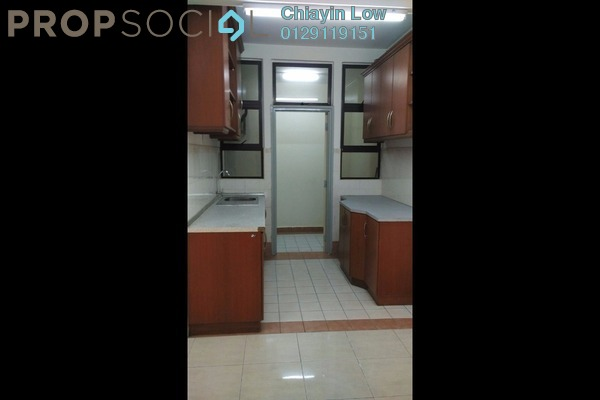 For Rent Condominium at Pelangi Utama, Bandar Utama Leasehold Semi Furnished 3R/2B 1.6k