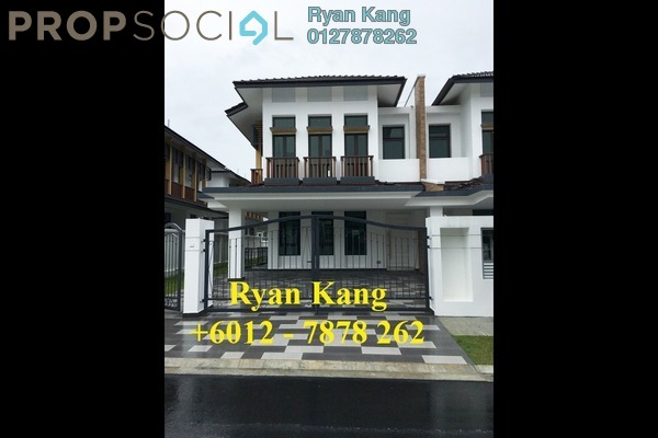 For Sale Serviced Residence at Eco Botanic, Skudai Freehold Unfurnished 4R/5B 1.28m