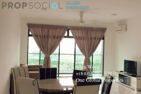 For Rent Condominium at Taman Bukit Indah, Bukit Indah Freehold Fully Furnished 3R/3B 3.3k