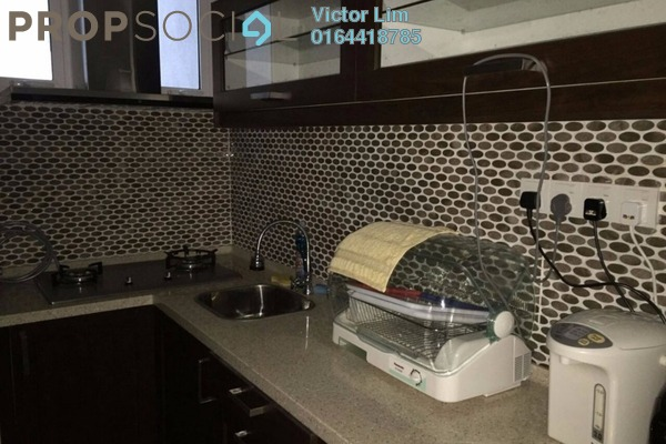 For Rent Condominium at A'Marine, Bandar Sunway Leasehold Fully Furnished 4R/3B 4k