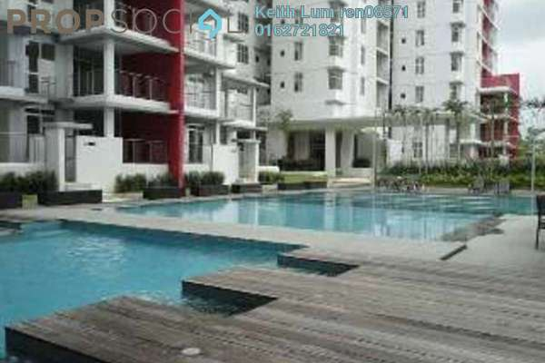 For Sale Condominium at Midfields, Sungai Besi Leasehold Unfurnished 2R/2B 620k