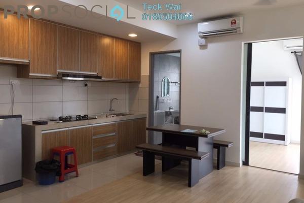 For Rent Condominium at You One, UEP Subang Jaya Freehold Fully Furnished 2R/1B 2.2k