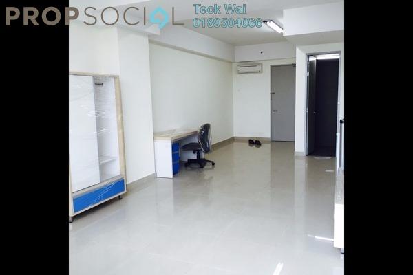 For Rent SoHo/Studio at First Subang, Subang Jaya Freehold Fully Furnished 0R/1B 1.55k