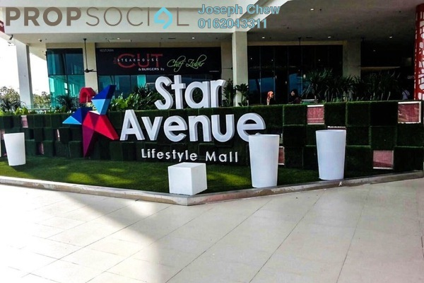 For Rent Shop at Star Avenue, Subang Freehold Unfurnished 0R/0B 8k