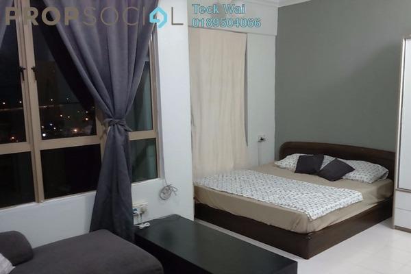 For Rent SoHo/Studio at Ritze Perdana 1, Damansara Perdana Leasehold Fully Furnished 0R/1B 1.25k
