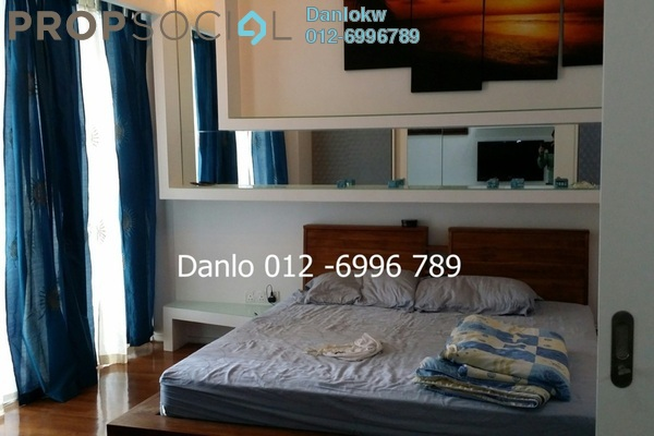 For Rent Condominium at Hampshire Place, KLCC Freehold Fully Furnished 1R/1B 3.6k