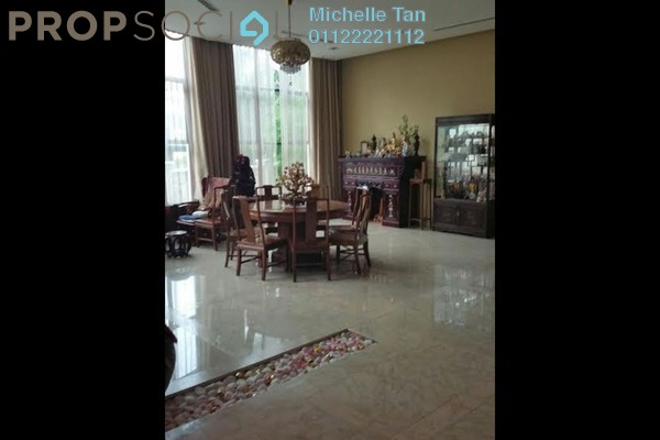 For Sale Bungalow at Taman Billion, Cheras Freehold Fully Furnished 4R/4B 6m