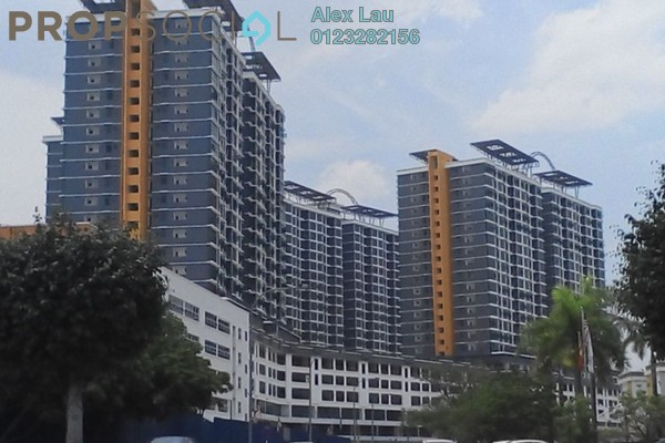 For Rent Condominium at Vista Alam, Shah Alam Leasehold Fully Furnished 2R/2B 2k
