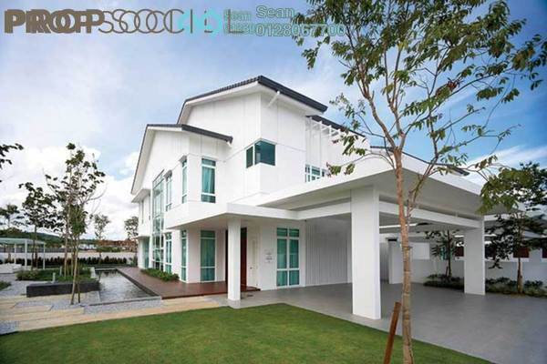 For Sale Semi-Detached at Elymus, Bandar Sri Sendayan Freehold Unfurnished 4R/6B 1.34m