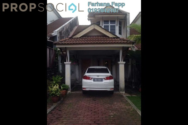 For Sale Terrace at Section 8, Shah Alam Leasehold Semi Furnished 4R/3B 630k