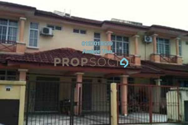 For Sale Terrace at Section 2, Bandar Mahkota Cheras Freehold Unfurnished 4R/3B 479k