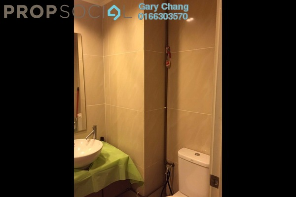 For Rent Serviced Residence at Parkview, KLCC Freehold Fully Furnished 1R/1B 2k