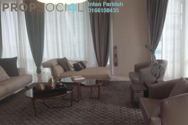 For Sale Condominium at Oval Tower, TTDI Freehold Semi Furnished 3R/3B 4.5m
