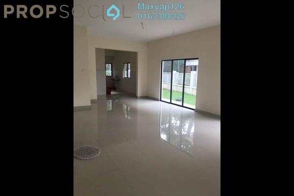 For Sale Terrace at Sutera Ria @ Sutera Damansara, Damansara Damai Leasehold Unfurnished 4R/4B 960k