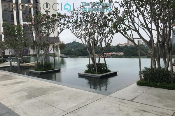 For Rent Serviced Residence at Tropicana Gardens, Kota Damansara Leasehold Fully Furnished 1R/1B 2.7k