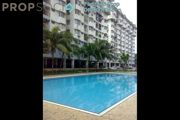 For Sale Condominium at Hijau Ria, Kepong Freehold Unfurnished 3R/2B 330k
