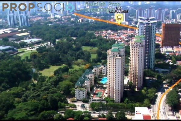 For Sale Condominium at Sang Suria, Sentul Freehold Semi Furnished 3R/2B 680k