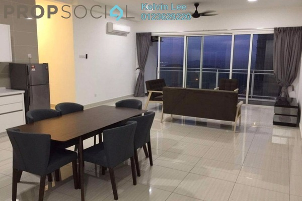 For Rent Condominium at Kuchai Avenue, Kuchai Lama Freehold Fully Furnished 3R/2B 2k