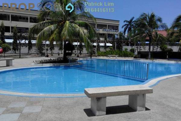 For Rent Condominium at Desa Airmas, Sungai Dua Freehold Semi Furnished 3R/2B 1.2k