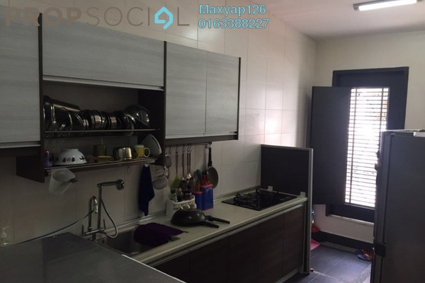 For Sale Terrace at Saujana Damansara, Damansara Damai Leasehold Fully Furnished 5R/3B 788k