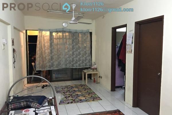 For Sale Condominium at Mawar Sari, Keramat Leasehold Semi Furnished 3R/2B 360k