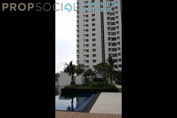 For Rent Apartment at All Seasons Park, Farlim Freehold Fully Furnished 3R/2B 1.65k